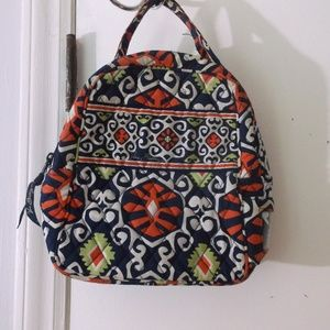 Vera Bradley Sun Valley Insulated Lunch Bag